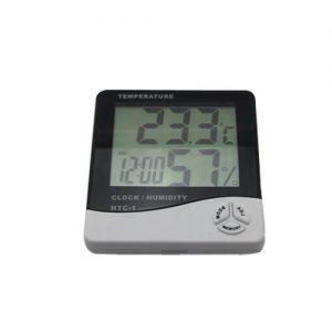 1.1 LCD termómetro higrometro