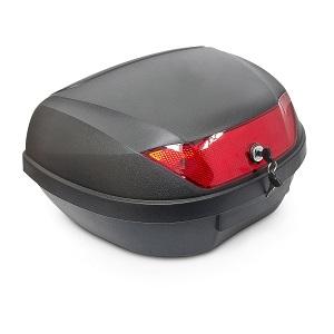 1.1 Maleta para moto Hasta 5 kg 48 litros Topcase
