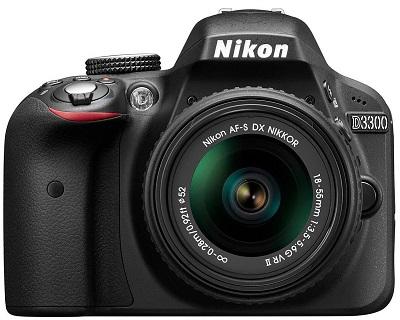 1.1 Nikon D3300
