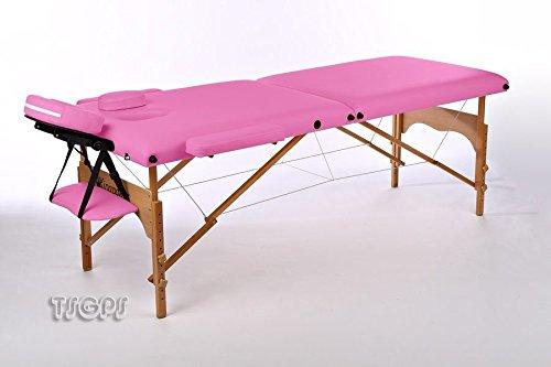 1.1 Reiki Mesa de masaje con 2 zonas