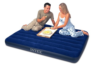 1.2 Intex Classic Downy Bed