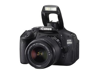1.3 Canon EOS 600D