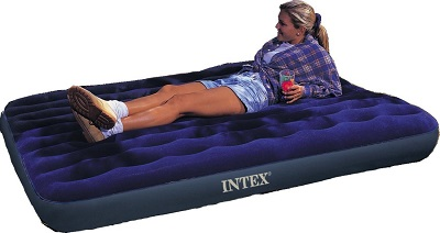 1.3 Intex Classic Downy Bed