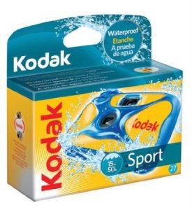 1.3 Kodak Water Sport 27 Exp