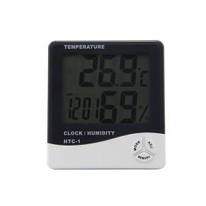1.3 LCD termómetro higrometro
