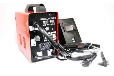 1.3 Royal Power MIG-100