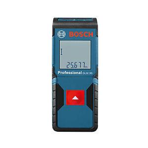 1.Bosch GLM 30 Professional