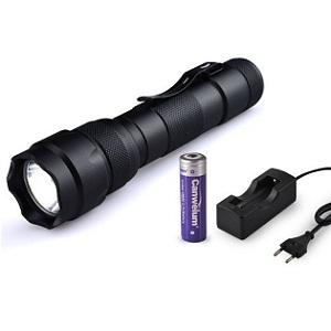 1.Canwelum - Linterna LED Cree T6