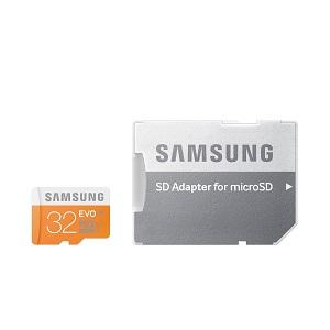 1.Samsung Evo MB-MP32DA
