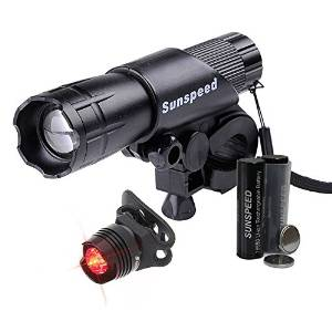 1.Sunspeed impermeable recargable LED
