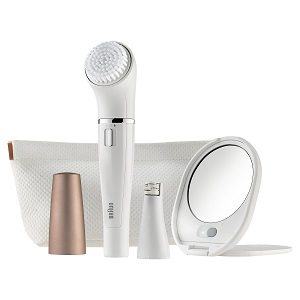 2.Braun Face 831 Beauty Edition