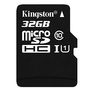 2.Kingston SDC10G2-32GB