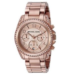 2.Michael Kors - Reloj cronógrafo de cuarzo para mujer