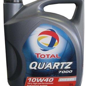 2.Total Quartz 7000 Diesel 10W40