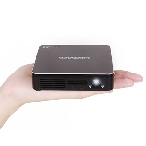 3.Mileagea Pico DLP Proyector 1080p