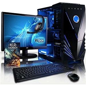 3.VIBOX Precision Paquete 6X- 4.0GHz AMD