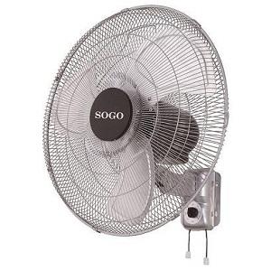 3.Ventilador de Pared Industrial - 150 W