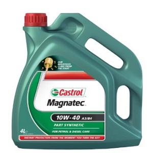 4.Castrol MAGNATEC Aceite de Motores 10W-40 A3 B4 4L