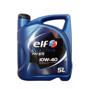 5.Elf Evolution 700 STI 10w40