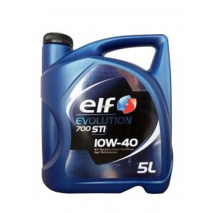 5.Elf Evolution 700 STI 10w40