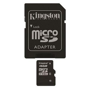 5.Kingston SDC4-16GB