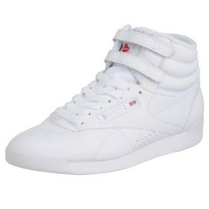 5.Reebok Freestyle Hi