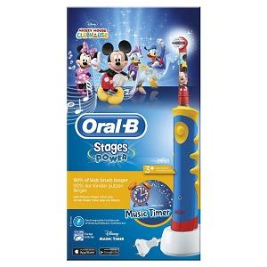 A.1 El mejor cepillo de dientes electrico para ninos