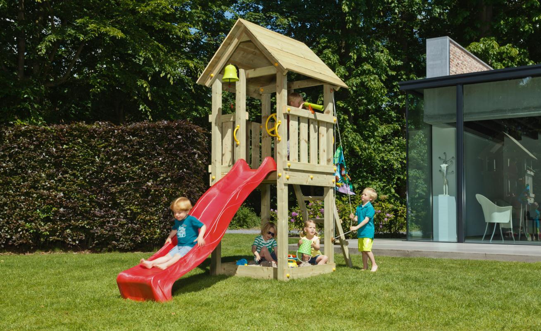 El mejor tobogan infantil comparativa guia de compra - Tobogan de jardin ...