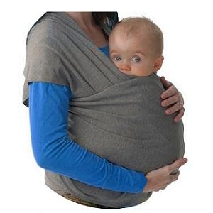 1.Fular portabebés elastico