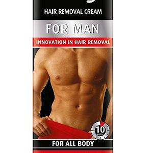 2.Crema Depilatoria Para Hombre
