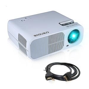 2.Crenova XPE600 Proyector