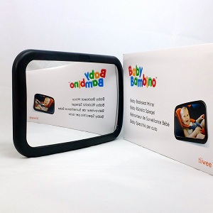 El mejor espejo retrovisor para beb s comparativa guia for Espejos para ver a los bebes en el coche