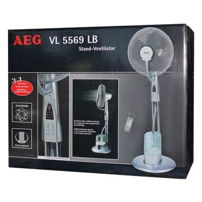 A.1 El mejor ventilador de agua