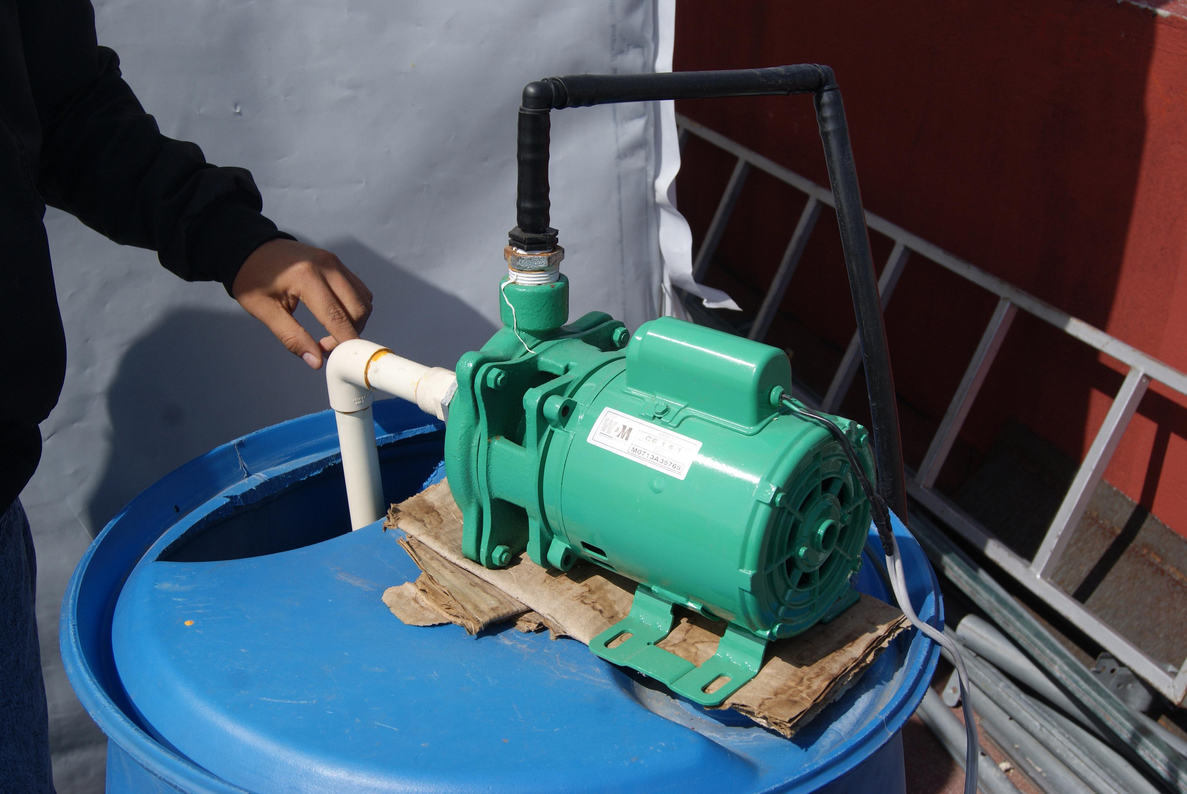 La mejor bomba de agua comparativa guia de compra del - Bomba manual de agua ...