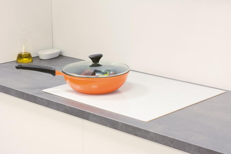 Las mejores placas de induccion blancas comparativa del - Cocinas balay vitroceramica ...
