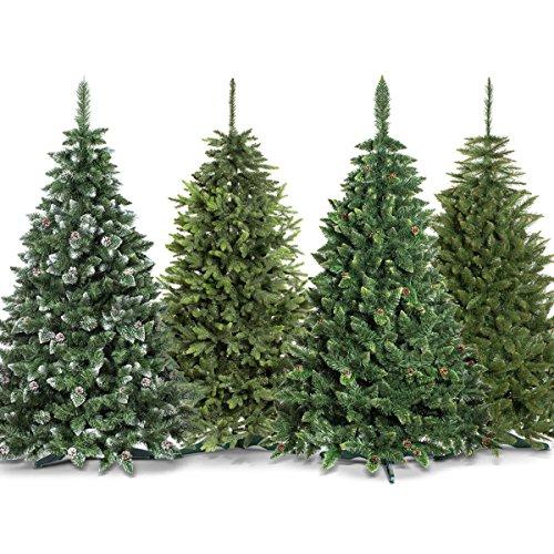 El mejor rbol de navidad comparativa guia de compra for Pinos de navidad artificiales