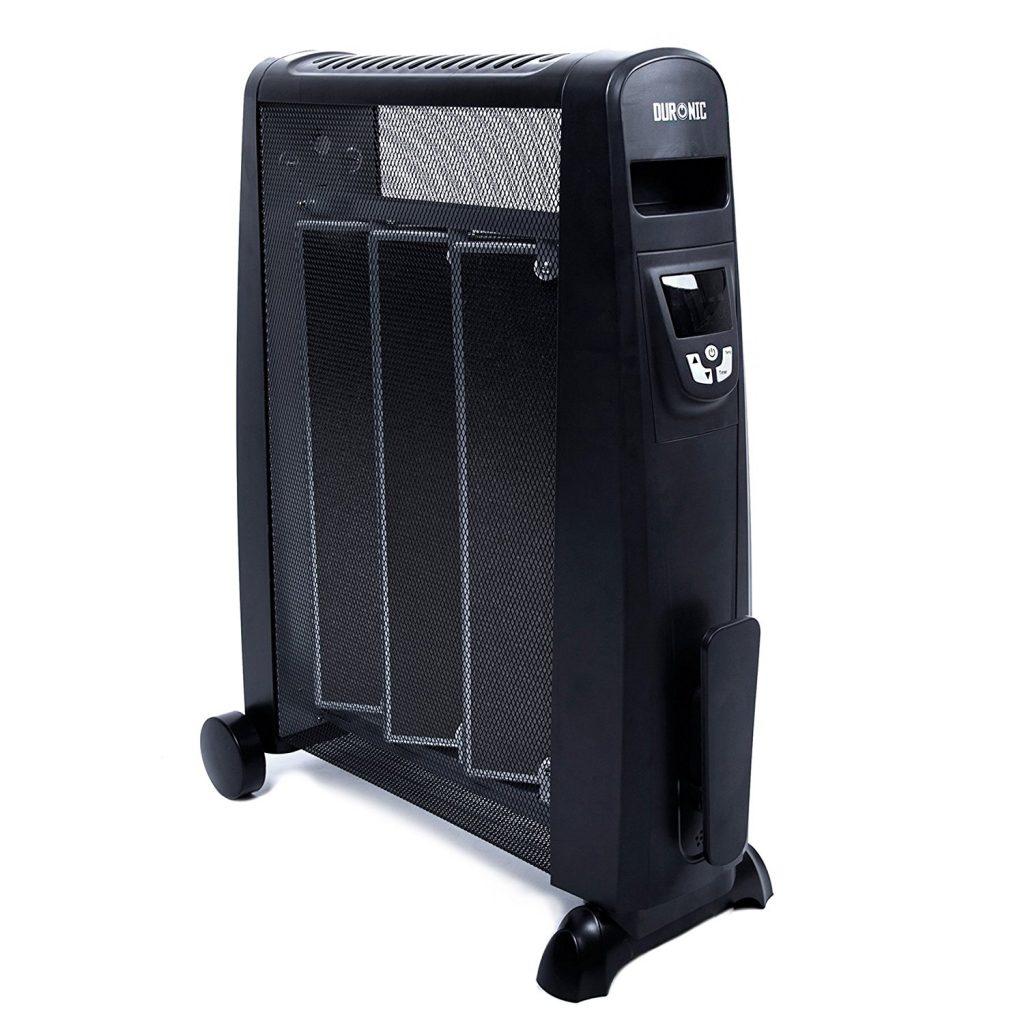 Calefactor el ctrico de bajo consumo guia de compra y - Comparativa emisores termicos ...