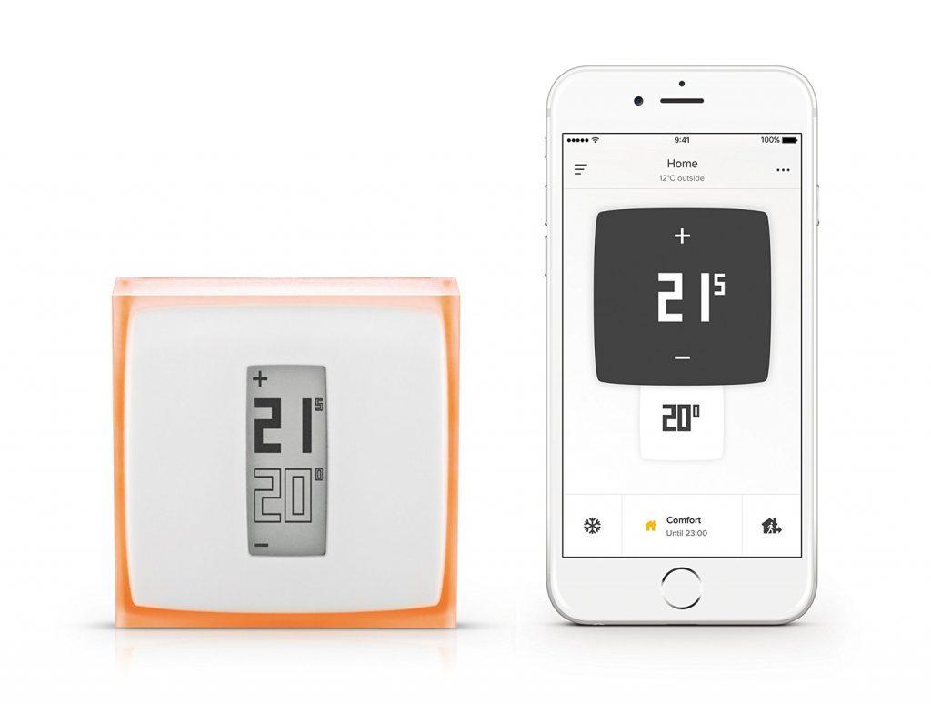 Los mejores termostatos wifi comparativa del abril 2018 for Termostato leroy merlin