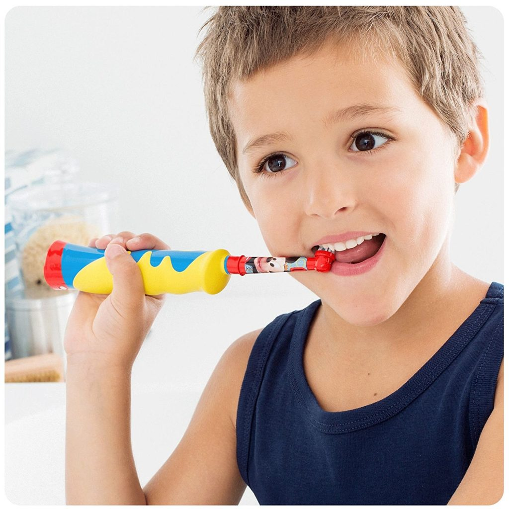 ᐅ Opiniones sobre Oral-B Stages Power Kids Mickey Mouse  9ff02769c5f5