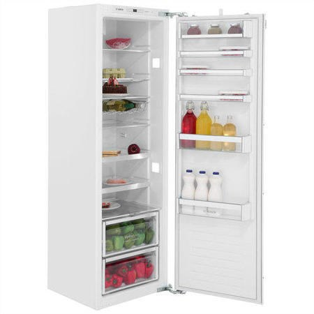 los frigorficos actuales vienen a tener capacidades similares aunque es cierto que segn la altura del mismo y su espacio interior este espacio vara - Frigorificos Integrables