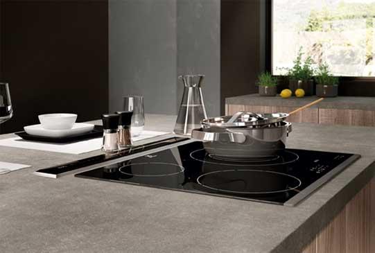 Vitrocer mica a inducci n electrolux gu a de compra y - Planchas de cocina a gas butano ...