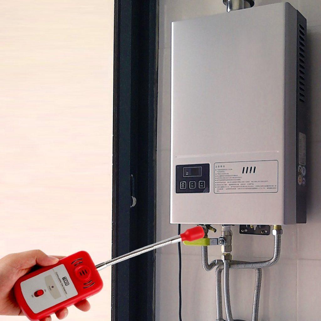 Los mejores detectores de gas natural comparativa del for Detector de gas natural