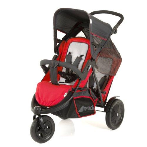 Silla de paseo doble con 3 ruedas gu a de compras y - Mejor silla de paseo ocu ...