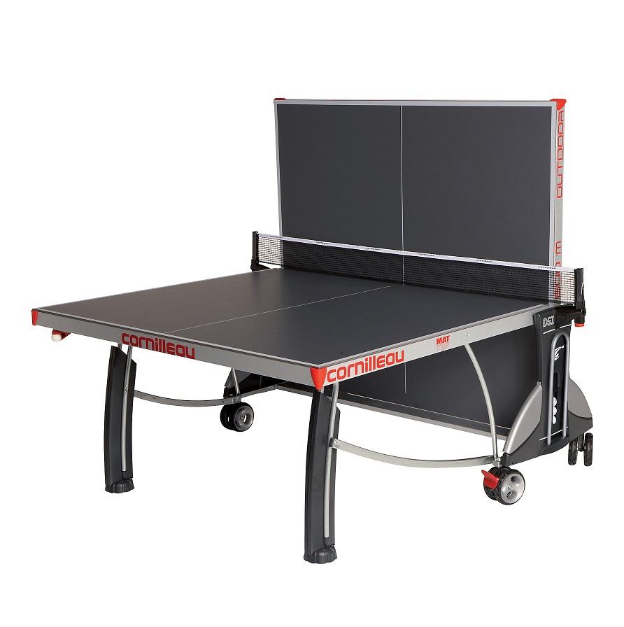 Las mejores mesas de ping pong de exterior comparativa for Piscina plegable decathlon