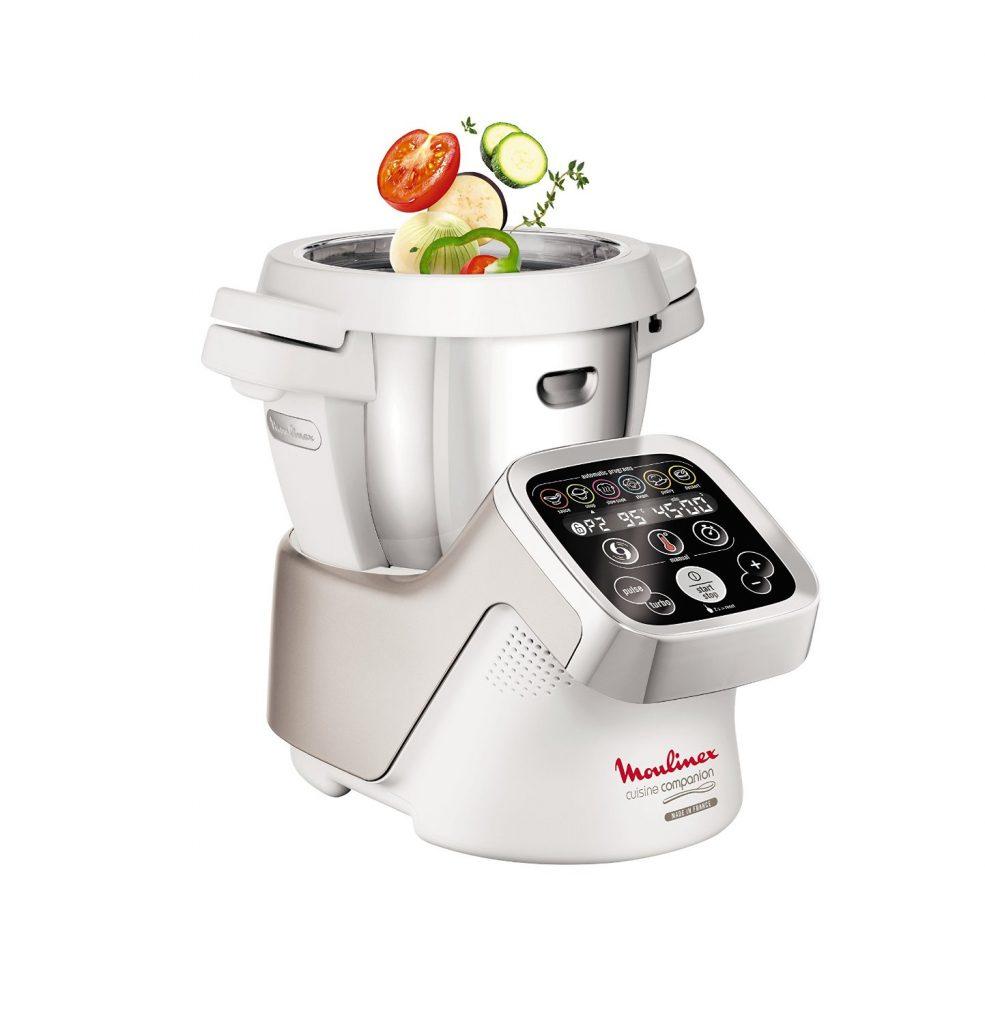 Los mejores robots de cocina moulinex comparativa del - El mejor robot de cocina ...