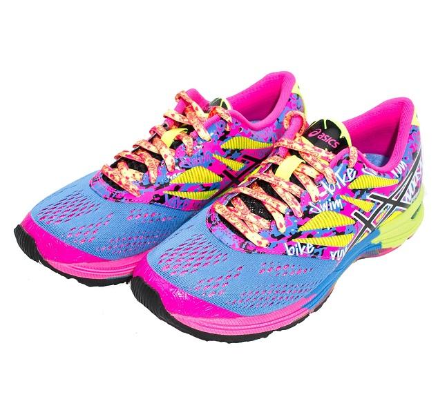 zapatos running asics mujer