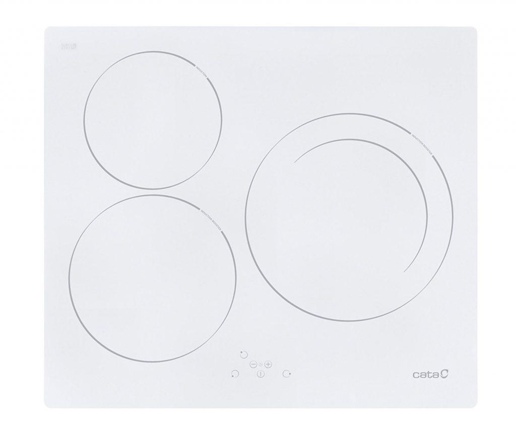 Placa de inducci n blanca cata gu a de compra y an lisis for Placas de induccion blancas