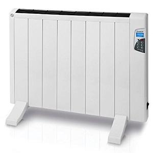 El mejor radiador el ctrico comparativa gu a de compra - Comparativa emisores termicos ...