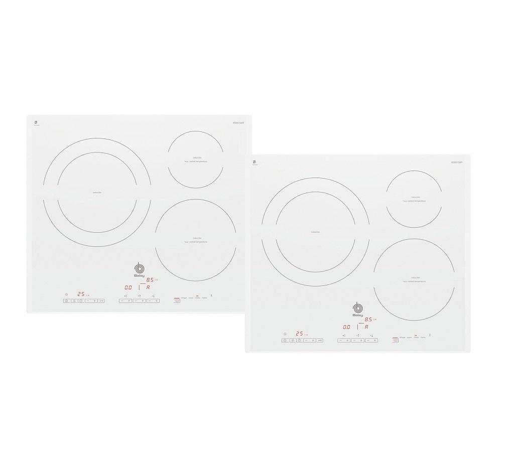 Placa de inducci n blanca balay gu a de compra y an lisis for Placas de induccion blancas