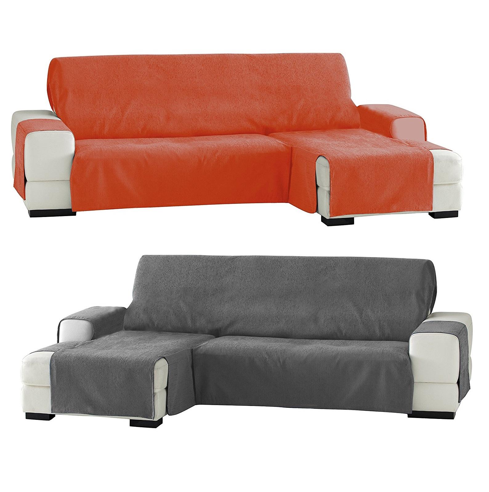Fundas para sofa con cheslong great funda cubre sof dual quilt eysa with fundas para sofa con - Fundas para cheslong ...
